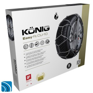 König Easy Fit CU-10 070 sneeuwkettingen